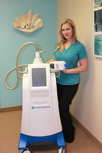 Shanel Hill Offering CoolSculpting Services in Michigan