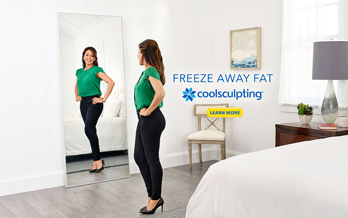 Benefits of CoolSculpting | Sonja Morgan Partners with CoolSculpting